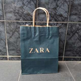 Paperbag zara size small