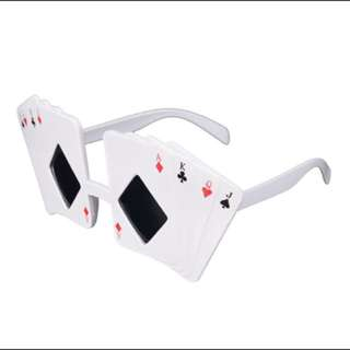 Cards Glasses