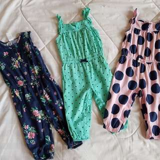 Jumper baby Carter 3 pcs