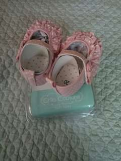 Infants Pink Shoes