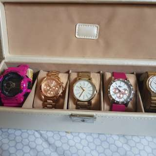 Women watches all for 15k