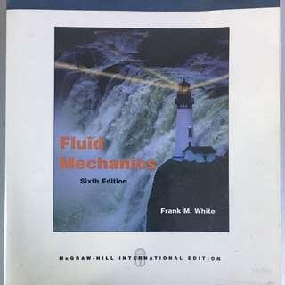 Fluid mechanics (sixth edition) / Frank M. White