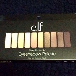 Elf Eye Shadow Palette