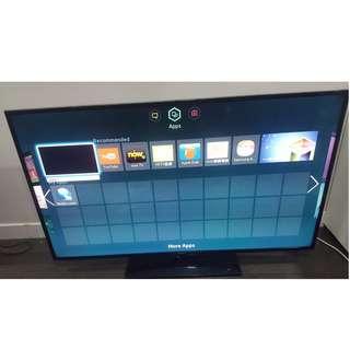 "55"" smart Samsung Television"
