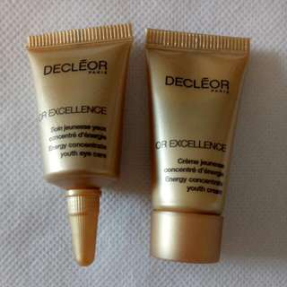 BN Decleor Or Excellence Energy Concentrate Youth Eye Care Or Decleor Or Excellence Energy Concentrate Youth Cream