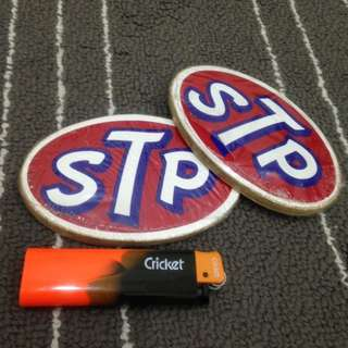 Sticker STP original USA