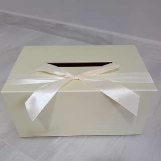 Ang Bao / money wedding box (Ivory wealth)