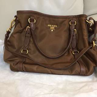 Prada crossbody 2ways bag