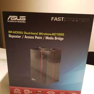 Asus RP-AC68U Dual-band Wireless AC 1900