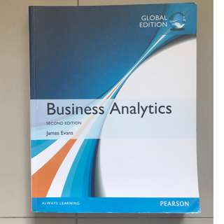 Business Analytics (Second Edition)