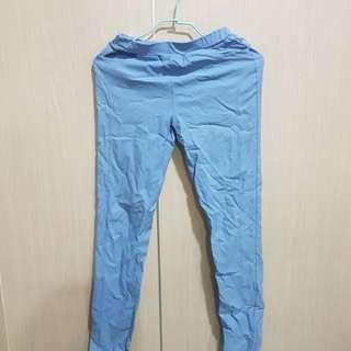 淺藍彈性色褲#舊愛換新歡#好物任你換