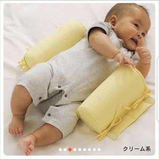 Baby adjustable sleep position body support stabilizer