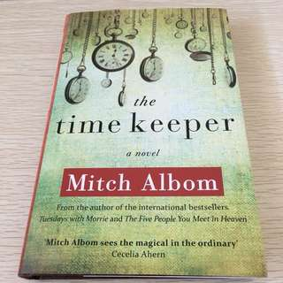 Mitch Albom : the time keeper