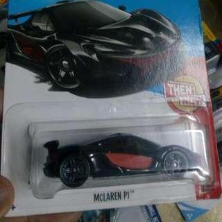 Hotwheels Mclaren P1