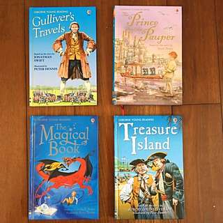 Usborne Young Reading: Series Two Classic Stories