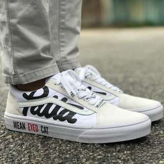 Copy Ori Vans X Patta Black/White