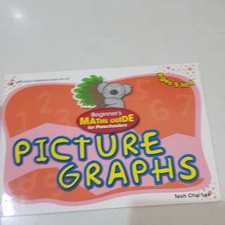 Preschoolers - picture graphs