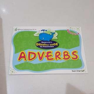 Preschoolers - adverbs