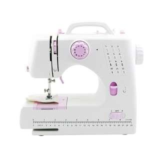 12-Stitch Expert Sewing Machine(Pink)