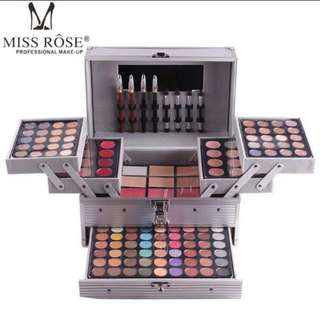 Makeup Palette Sets Combo matte&shimmer eyeshadow Concealer Brightening waterproof foundation makeup kit