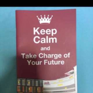 PSB Keep Calm Edition Writing HandBook