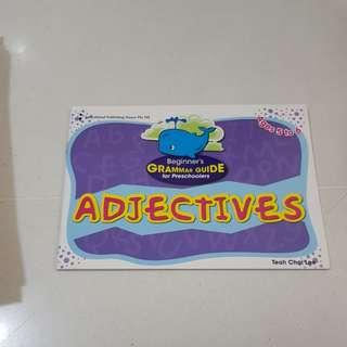 Preschoolers -  adjectives