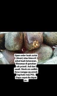 Ready buah zuriat dpat 4 buah hanya 110 rb