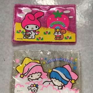 Melody card holder X 2