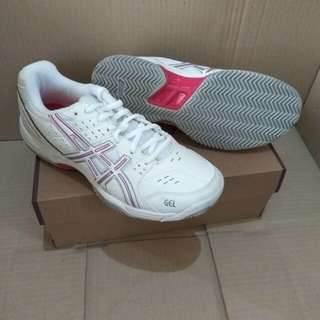Asics Original White Purple Grey