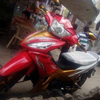 Motorstar well125 red