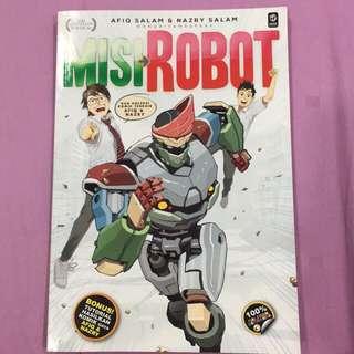 Komik Misi Robot