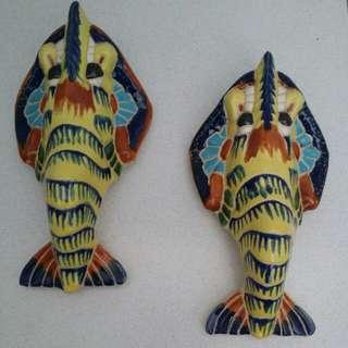 Creamic Vintage Lobster Display