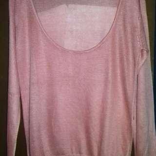 #diskonnih Sweater rajut #123moveon (dari Rp 35,000)