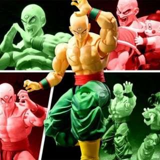 Tien Tenshinhan shf figuarts Dragonball Dragon Ball Tamashi Nations