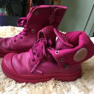 PALLADIUM 女童鞋