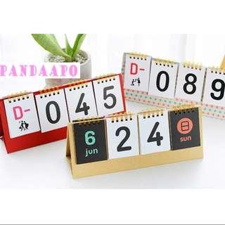 Date & Countdown Calendar