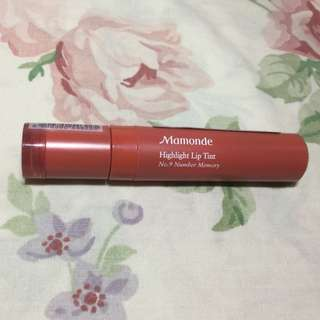 [Bnew] MAMONDE Highlight Lip Tint, 09
