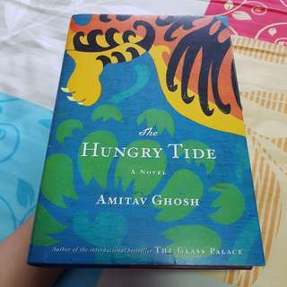 The Hungry Tide by Amitav Ghosh (novel)