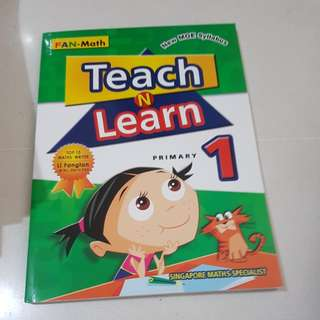 Teach n learn primary 1
