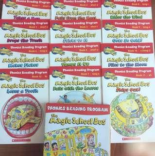The magic school bus 12 books