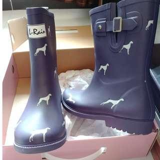 L-Rain 雨靴