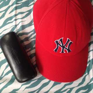 Original Yankees/New Era Baseball Cap