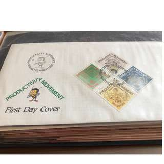 17.11.1982 First Day Cover