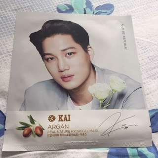 EXO x Nature Republic mask - Kai