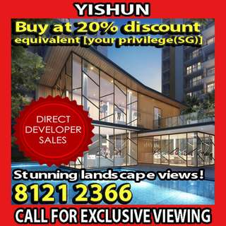‼️The Criterion Executive Condominium: DEFINITE LANDSCAPE or RESERVOIR VIEWS‼️