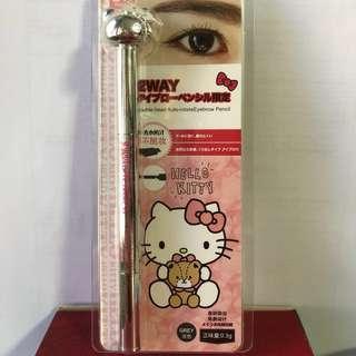 BN Authentic Hello Kitty auto eyebrow pencil grey color