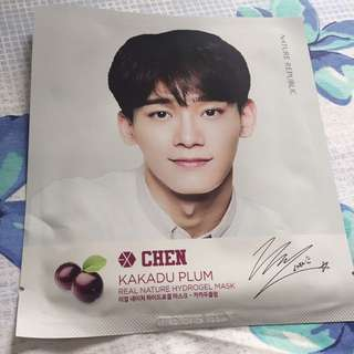 EXO x Nature Republic mask - Chen