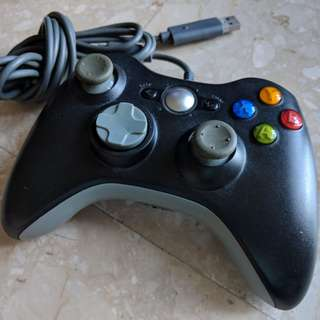 Xbox 360 usb Controller for windows only