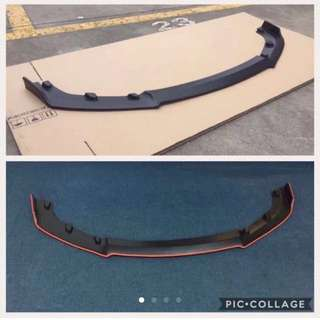 Customized Lip Bumper for front only