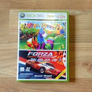 XBOX 360 Forza 2 / Viva Pinata